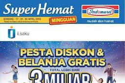 Katalog Promo Indomaret Terbaru 24 - 30 April 2019