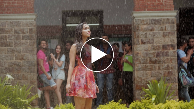 Baarish, Arjun Kapoor, Shraddha Kapoor, Half Girlfriend