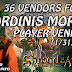 Ordinis Mortis, 36 Player Vendors Found (1/31/2017) 💰 Shroud Of The Avatar Market Watch