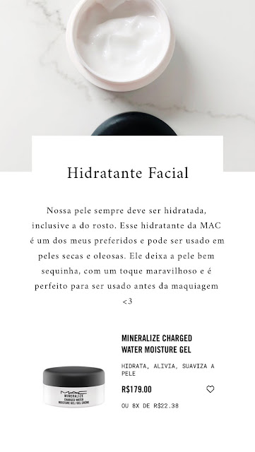Hidratante Mineralize MAC