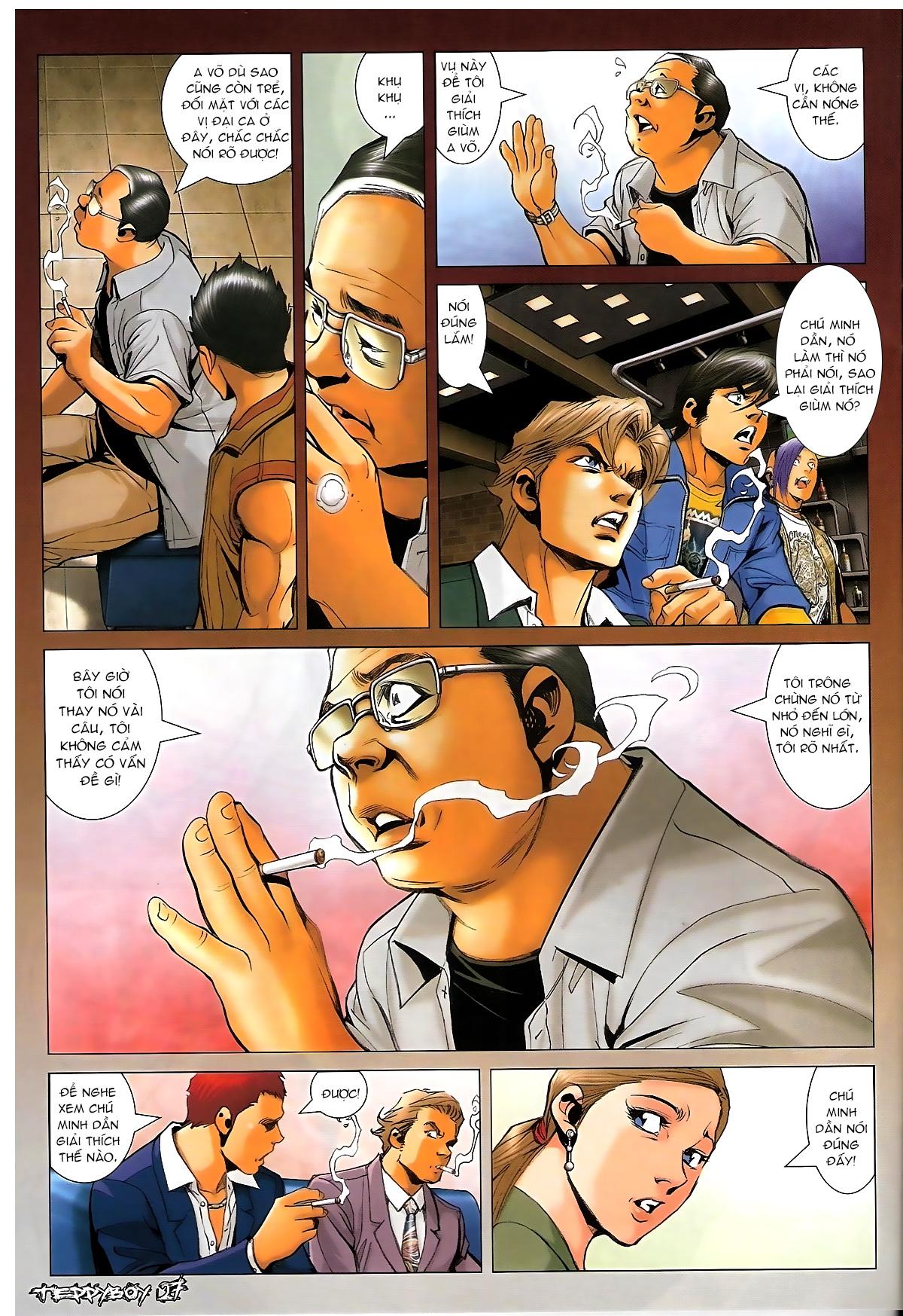 Người Trong Giang Hồ - Chapter 1321: Con trai Chó Xám - Pic 23