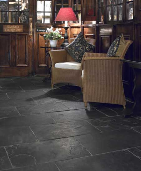 Slate Floors: All Things Considered...: Remodeling The Master Bathroom