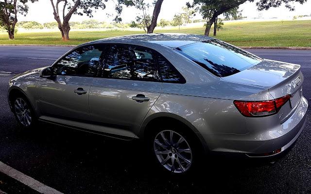 Audi A4: recall por defeito no cinto de segurança