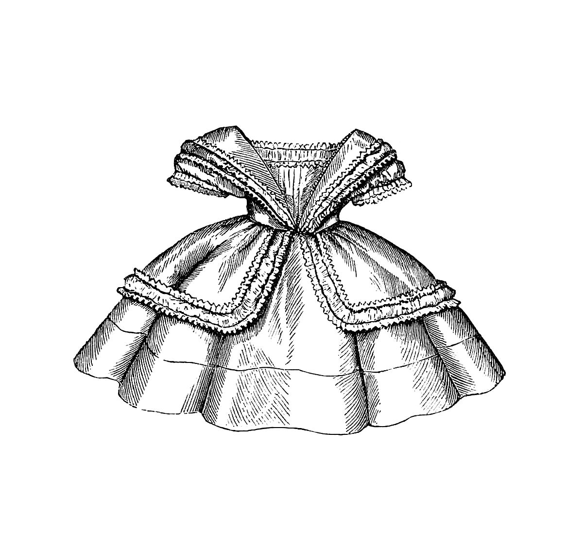Antique Images Antique Victorian Fashion Antique