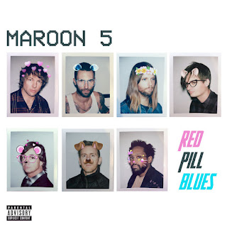 Maroon 5 - Red Pill Blues (Deluxe) - Album (2017) [iTunes Plus AAC M4A]