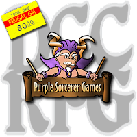 Free GM Resource: DCC Game Aids from Purple Sorcerer Games