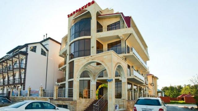 Отель Барракуда в Геленджике всего за 90 рублей!