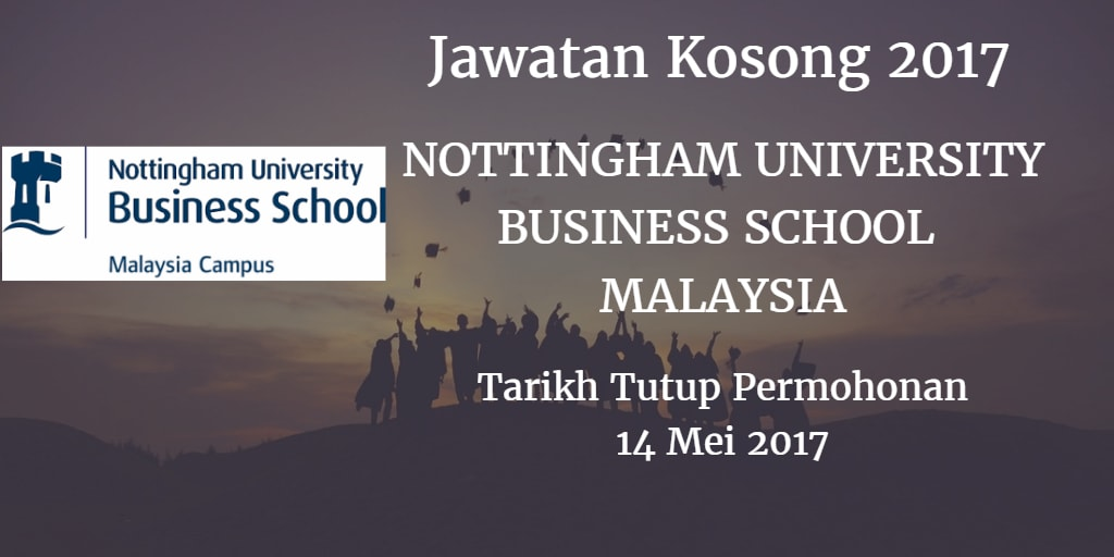 Jawatan Kosong NUBS MALAYSIA 14 Mei 2017