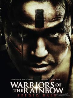 Hào khí chiến binh 1 - Warriors of the rainbox: Seediq Bale 1 (2011) | Full HD VietSub