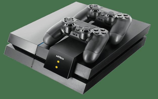 PS 4 Joystick Asli