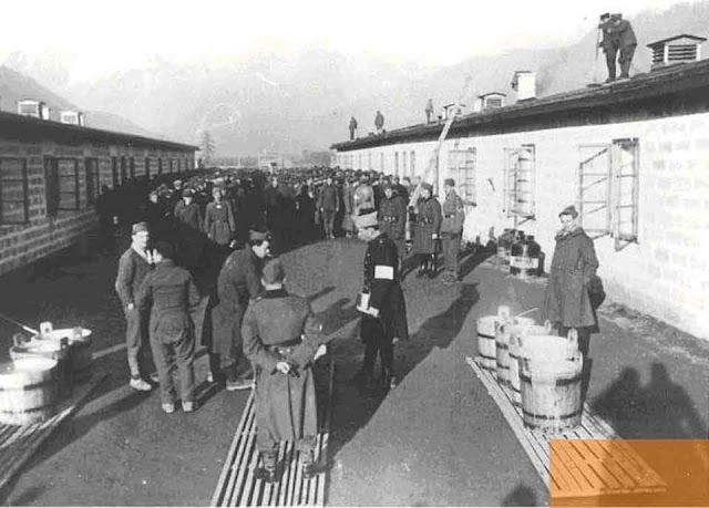 Postkarte aus Stammlager Pongau bei Salzburg nach Kruševo - 1942