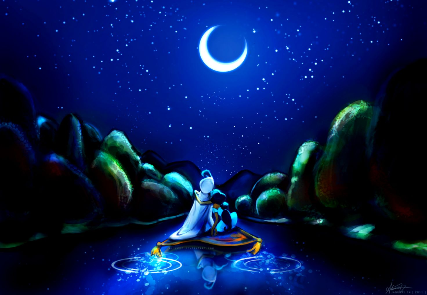 Aladdin Hd Wallpapers Wallpapers Gallery