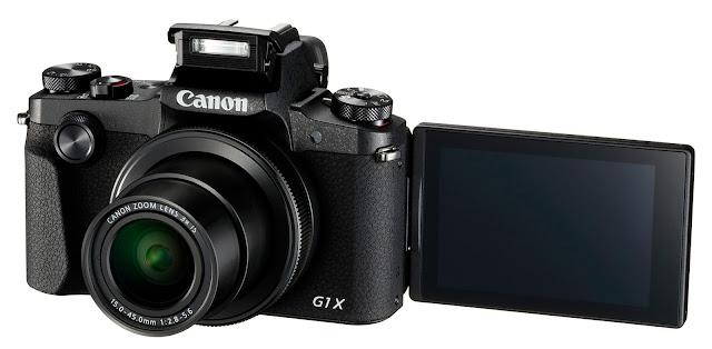 Canon PowerShot G1 X Mark III, Kamera Saku Pertama dari Canon dengan APS-C CMOS Sensor & Dual Pixel CMOS AF