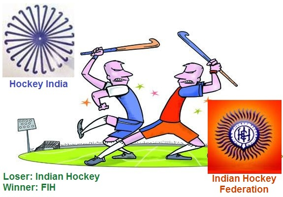 Endless Fight Between Two Hockey Federations ~ All About ...
