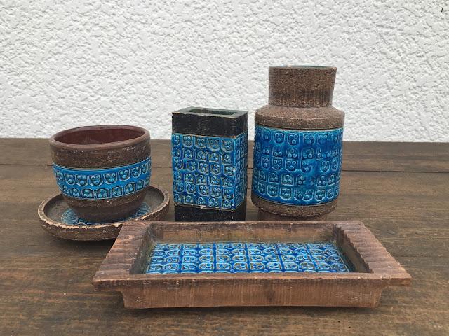 cerâmica, vintage
