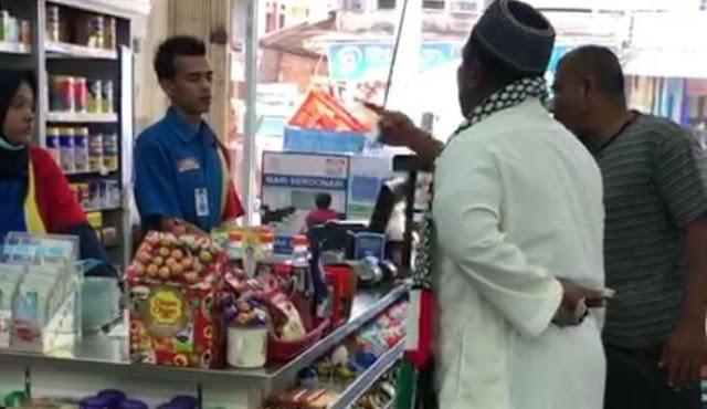 Jihar News, Kisruh Sumbangan Rp.1000; Di Aceh Utara Berakhir Damai