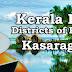 Kerala PSC - Districts of Kerala - Kasaragod