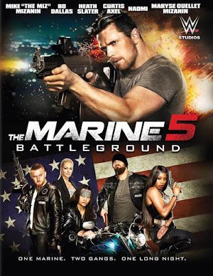 The Marine 5: Battleground Poster
