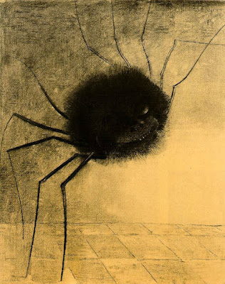 Arrombamento energético - Odilon Redon - Smiling Spider