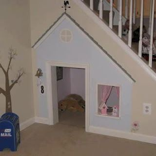 Crea un espacio para jugar o guardar los juguetes