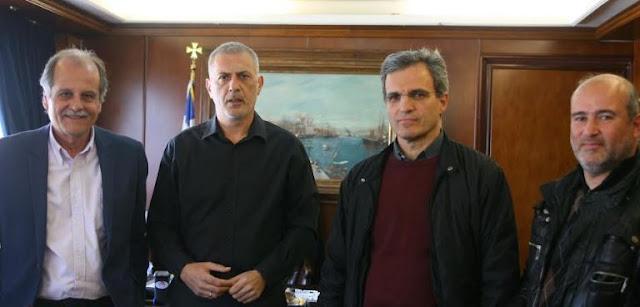 Δημοτικό χώρο στην Ε΄ Δημοτική Κοινότητα παραχώρησε ο Δήμος στο Μουσικό Σχολείο Πειραιά