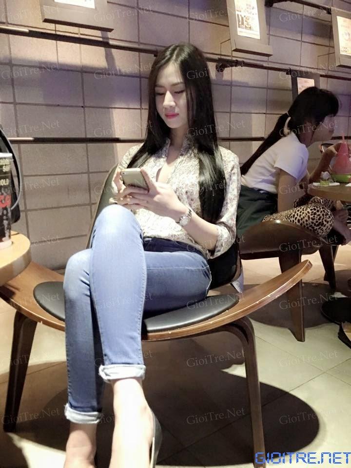 Model Thúy Vân | E-CUP