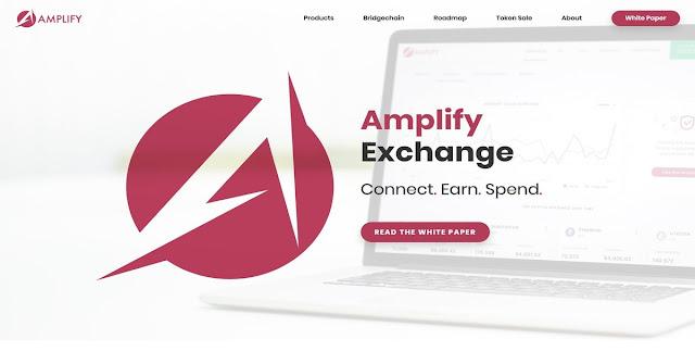 Airdrop Token Amplify Exchange