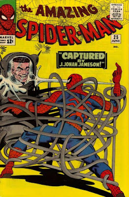 Amazing Spider-Man #25, the Spider-Slayer
