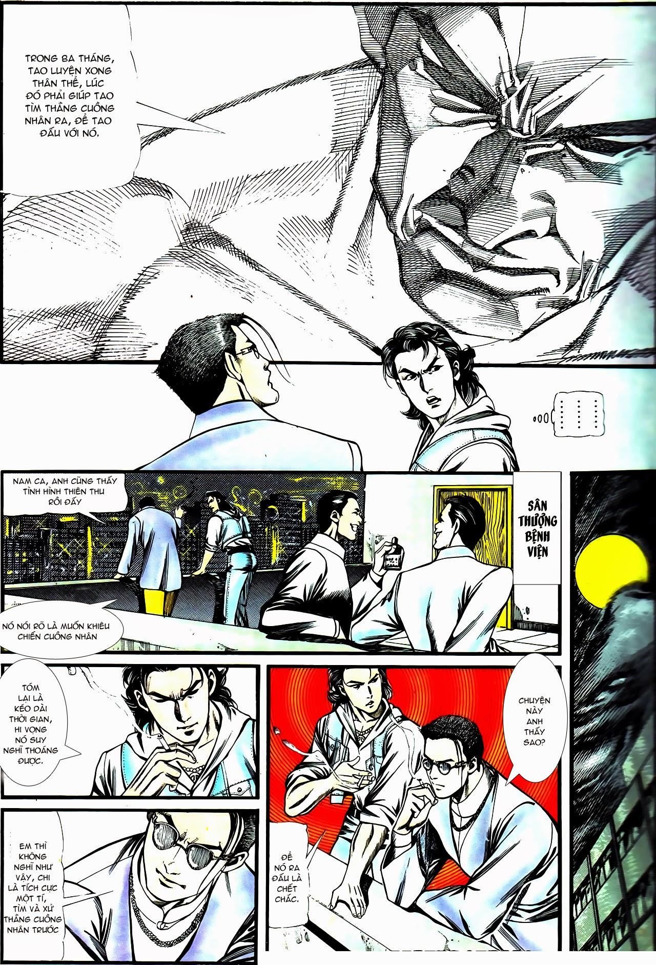 Người Trong Giang Hồ chapter 122: phố dục lạc trang 28