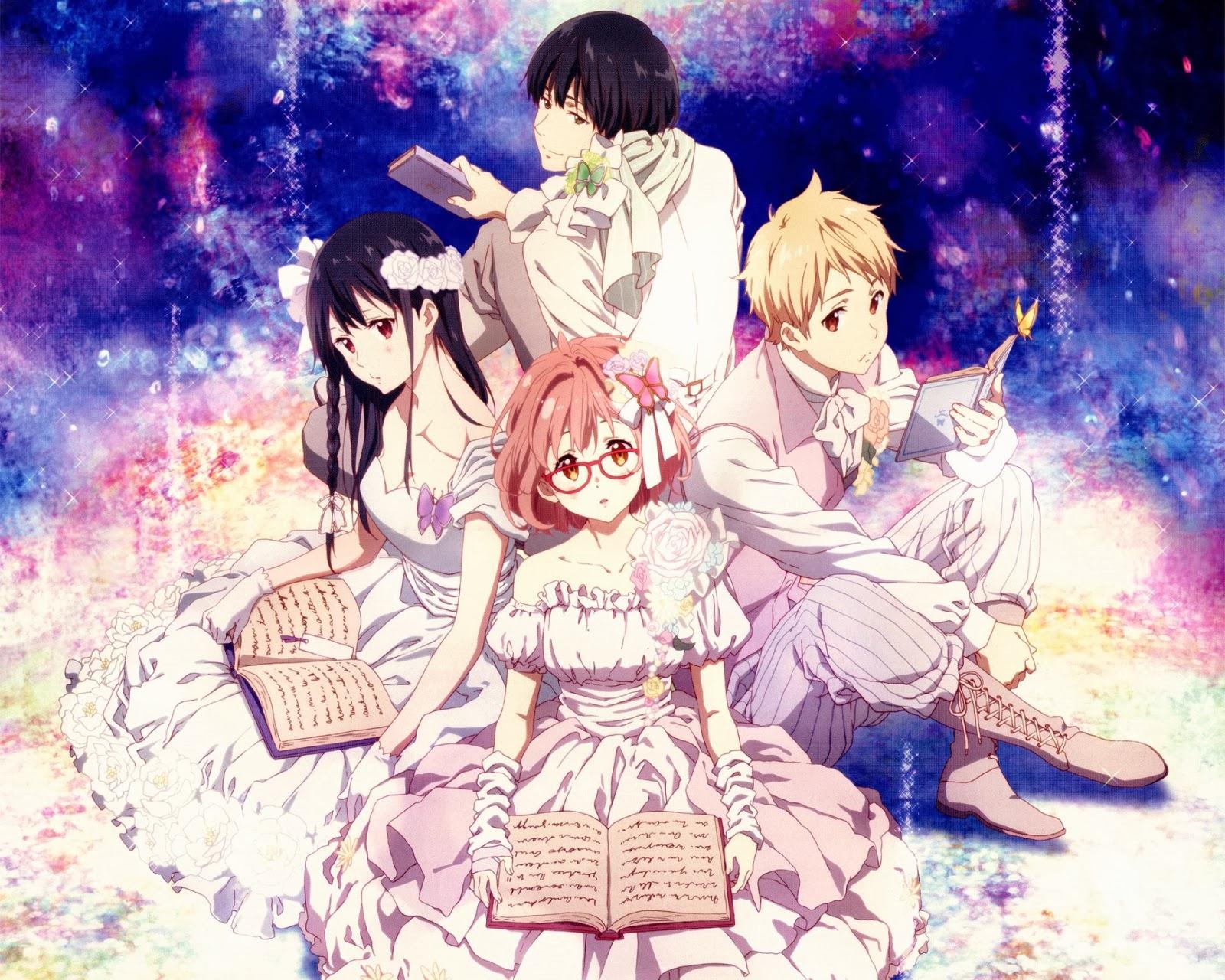 Kyoukai No Kanata Serien Stream