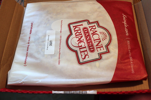 Review of Racine Danish Kringle