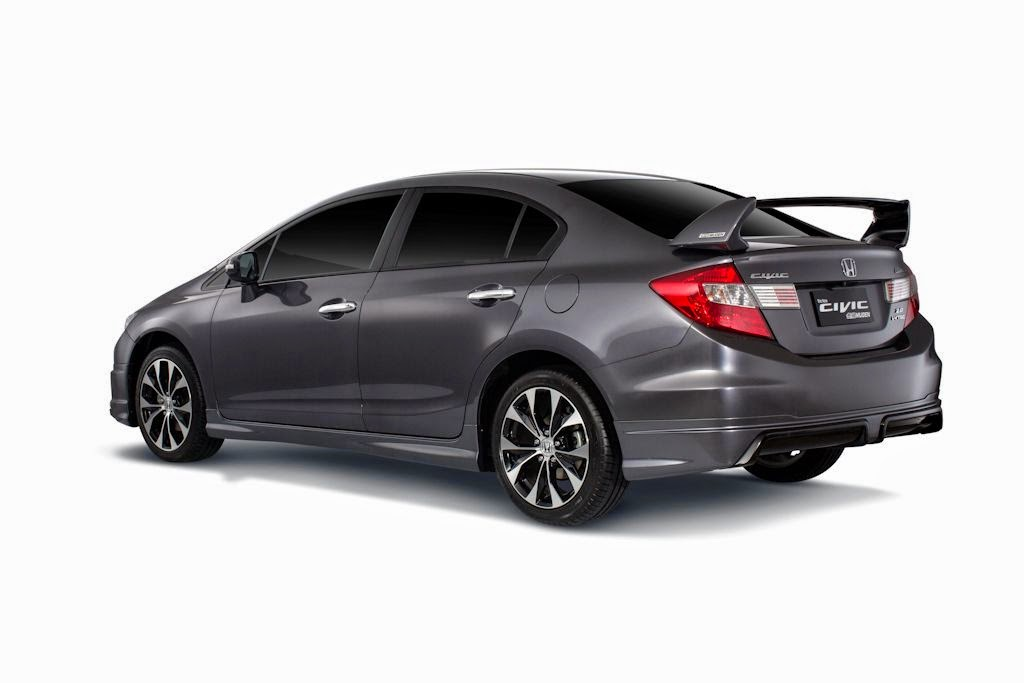 honda cars philippines launches sportier civic for 2014 w complete brochure philippine car. Black Bedroom Furniture Sets. Home Design Ideas