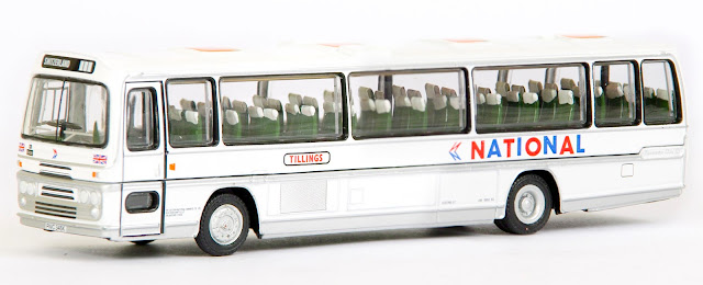 EFE 29510 - Plaxton Panorama Bristol Dome - Tillings National With the growing popularity of Continental touring holidays Tilling equipped their Panorama's to be suitable for this work. Registered PWC 345K, fleet number PL 9438 is operating a tour through Switzerland. RRP £34.50