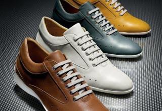 Aston Grey Shoes Black