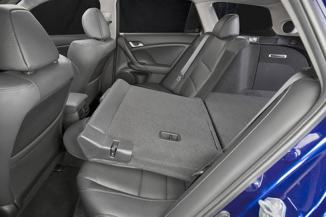 Acura Tsx Sport Wagon Interior