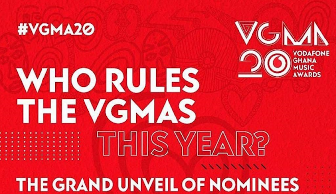 Nominee list for VGMA 2019 out