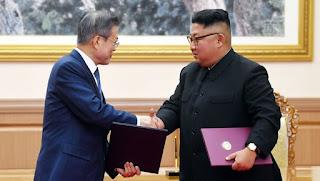 Kuzey Kore'de tarihi an! Trump: Çok heyecan verici!
