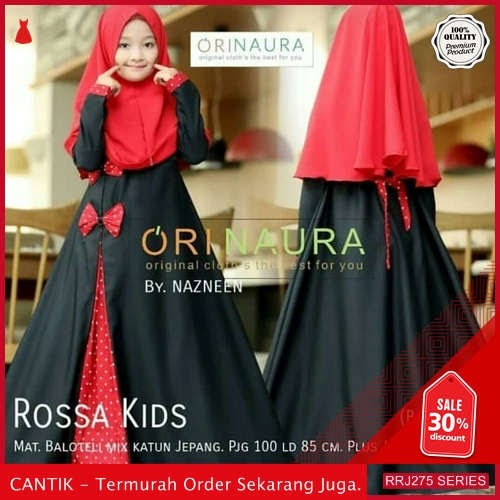 Jual RRJ275D163 Dress Rosa Kids Wanita Balotelly Plus Set BMGShop