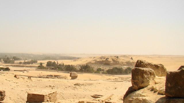 groby budowniczych piramid