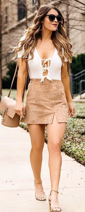 #Spring #Outfit Flawless Outfit Ideas To Finish This Spring With Style