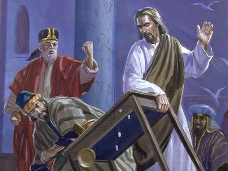 NOVEMBER 9 - FEAST -- Jn 2:13-22 -- Cleansing of the Temple