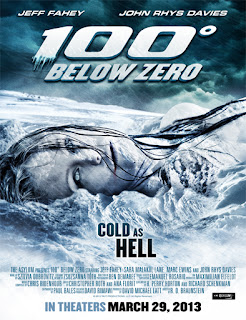 100 Below Zero (París: infierno helado) (2013)