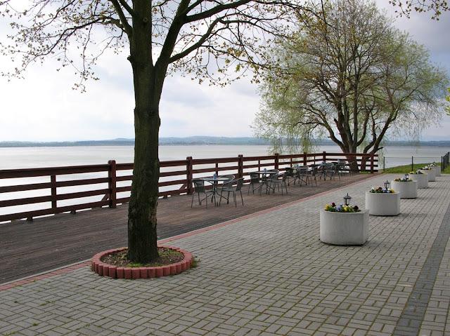 Jezioro Nyskie, Głębinów, Riwiera Nyska