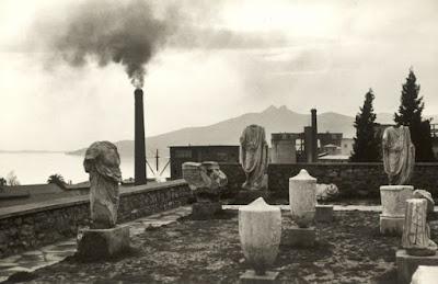 H ιστορία της Ελευσίνας από την αρχαιότητα μέχρι σήμερα