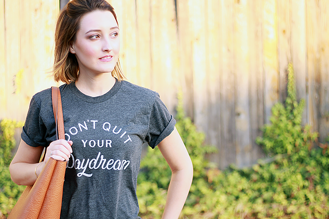 Doc Shorty Don't Quit Your Daydream Tee