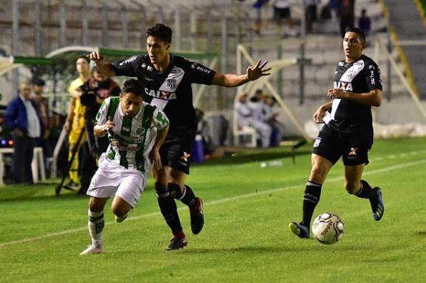 O único gol do jogo foi anotado por Roberto, aos 30 minutos do segundo tempo. O Juventude matematicamente rebaixado para a terceira divisão do futebol nacional.