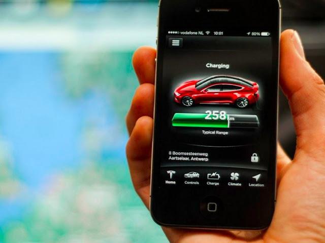 تقنية جديدة تسمح لأصحاب السيارات تعقبها من خلال الهاتف وتحديد موقعها