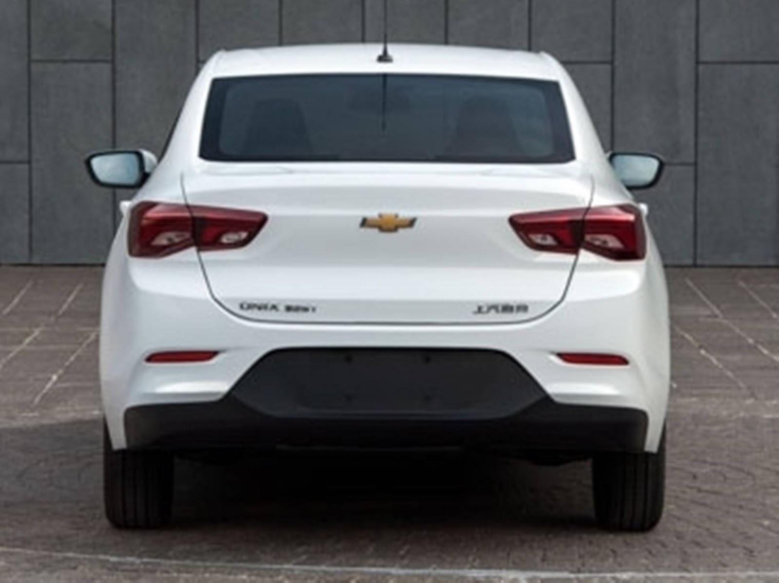 Novos GM Onix e Prisma 2020: fotos e especificações | CAR.BLOG.BR