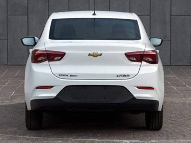 Novo Chevrolet Onix/Prisma 2020