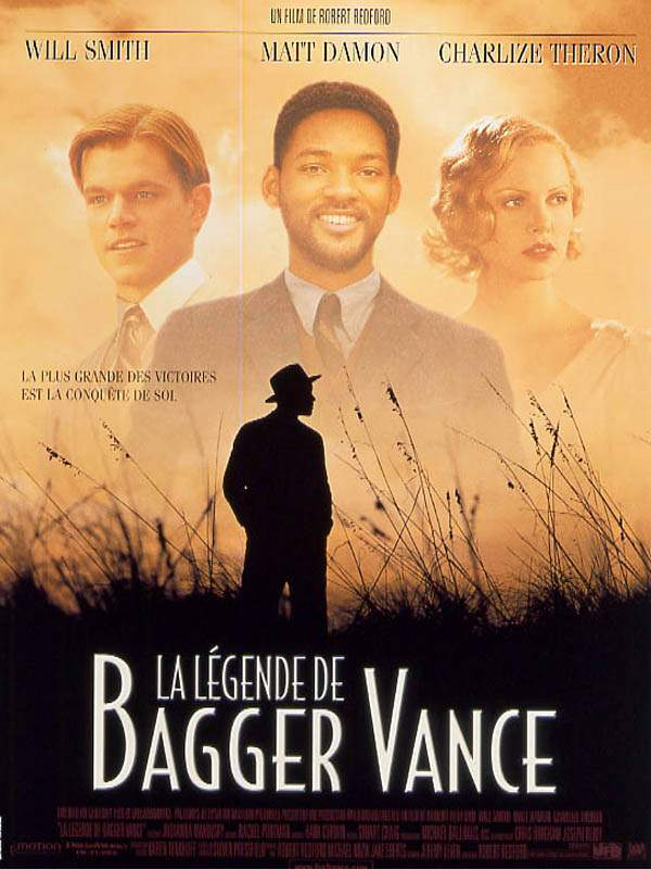 La légende de Bagger Vance - Steven Pressfield